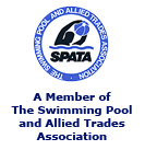 Member of The Swimming Pool and Allied Trades Association