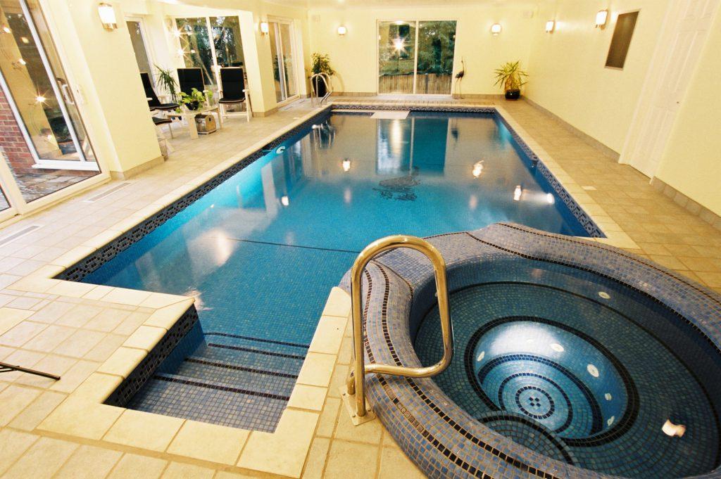 Pool refurbishment